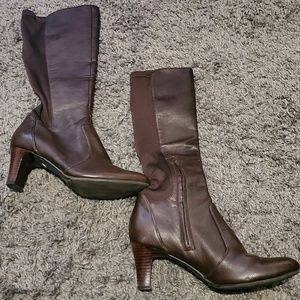 Easy Spirit Heeled Boots